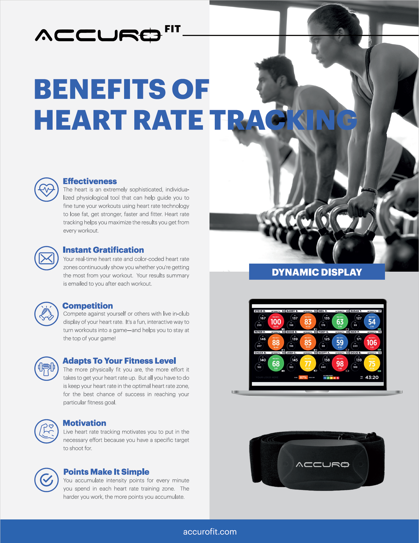 Benefits of Heart Rate Tracking