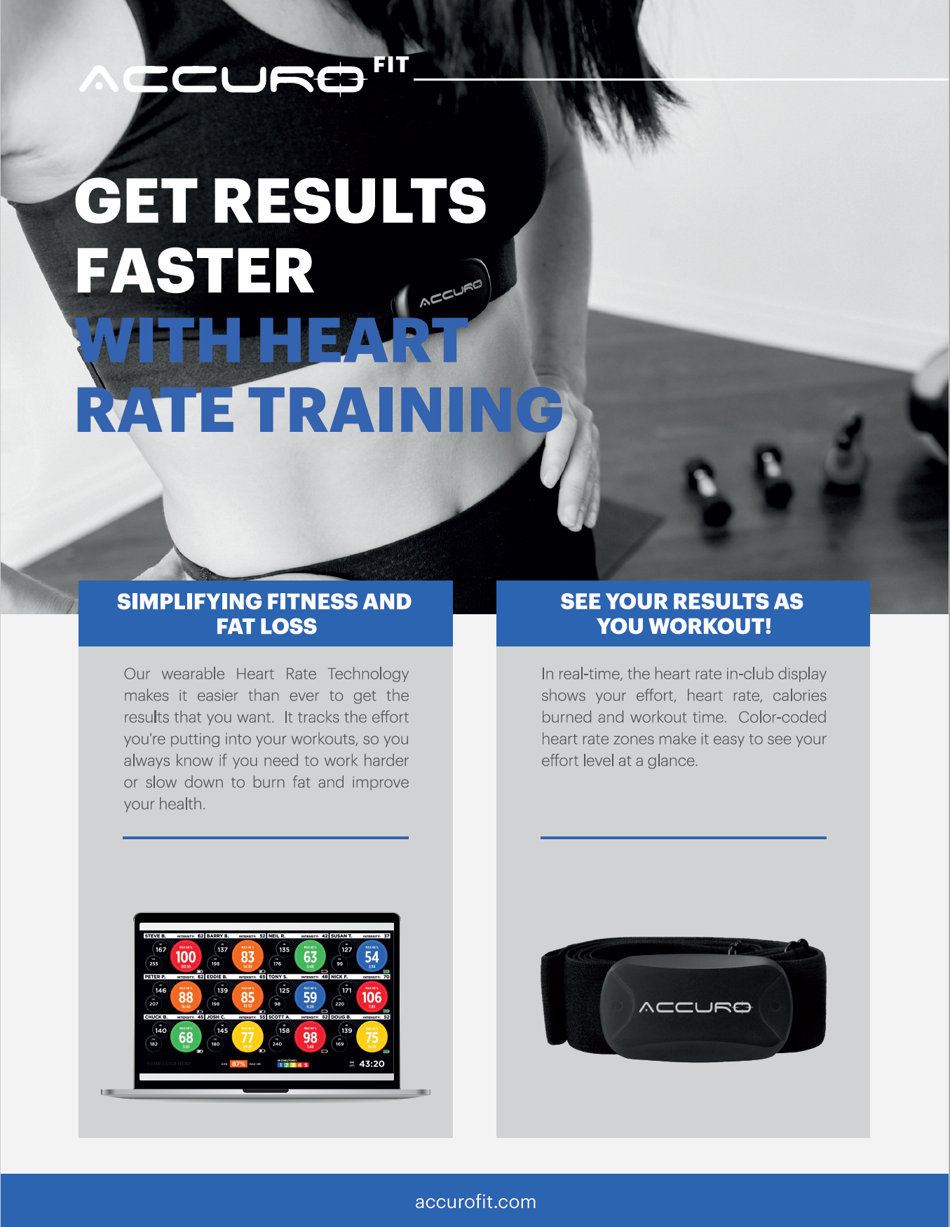 Get Results Faster with Heart Rate Training