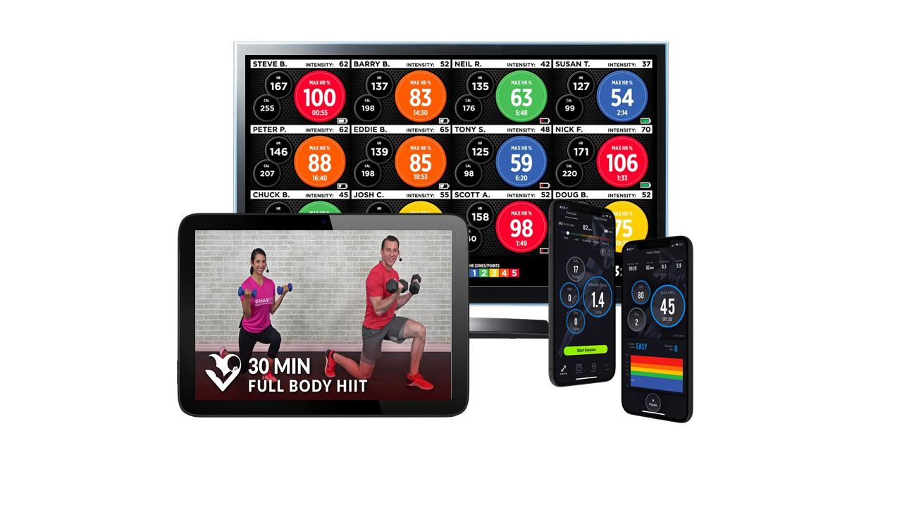 TV - Phone - iPad Visual